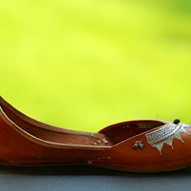 by Dipali S - Artistic Objects Clothing & Accessories ( footwear, nagra, deoration, accessories, shoe )