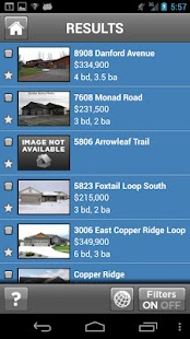 Billings Gazette Open Homes - screenshot