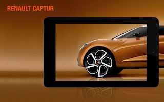 Screenshot of eBook RENAULT CAPTUR