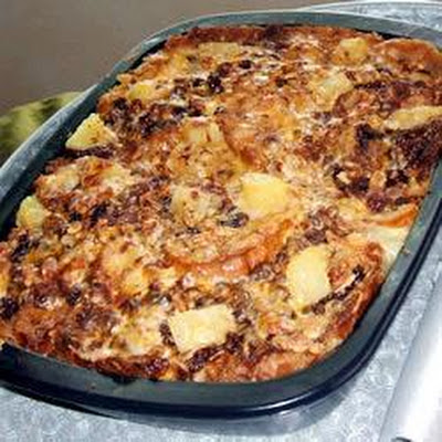 Mexican Bread Pudding