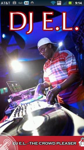 DJ E.L. – THE CROWD PLEASER