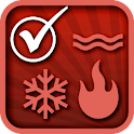 EMERGENCY PLANNER CHECKLIST icon