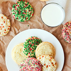 Simple Dropped Sugar Cookies