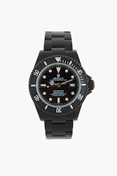Black Limited Edition Matte Black Limited Edition Rolex Sea Dweller Watch