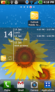 Mobile Access For Outlook OWA APK screenshot thumbnail 18