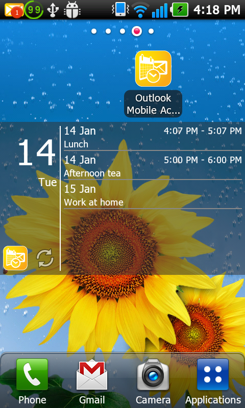 Mobile Access for Outlook OWA Screenshot 17