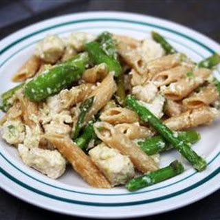 Pasta Asparagus Green Pepper Recipes