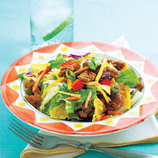 Turkey Taco Salad