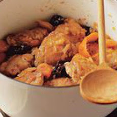 Chicken Stew with Apricots
