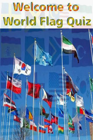 World Flags Quizzer
