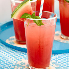 Watermelon Basil Bliss