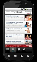 Screenshot of Deccan Chronicle