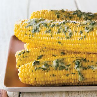Mexican-Style Corn on the Cob