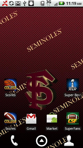Florida State Live WallpaperHD