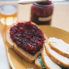 Spicy Cranberry Jam