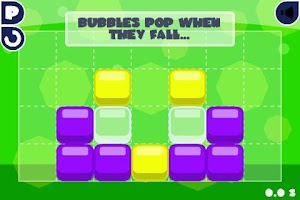 Screenshot of Bubble Blocks 2 FREE