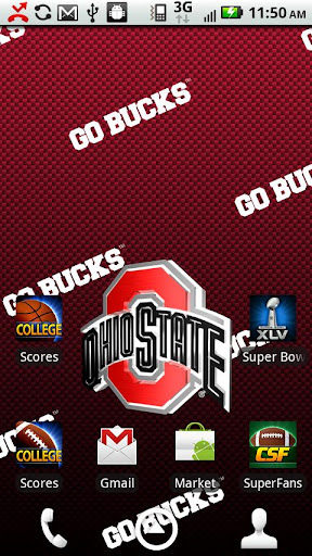 Ohio State Live Wallpaper HD
