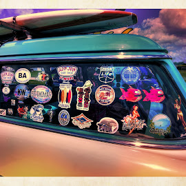1956 Chevy Wagon by David Kawchak - Transportation Automobiles ( 56 chevy wagon, 1956 chevy, 56 chevy station wagon, 1956 chevy station wagon, 56 chevy )