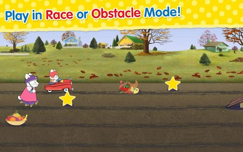 Max & Ruby: Rabbit Racer - screenshot