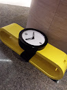 Yellow Watch Bench