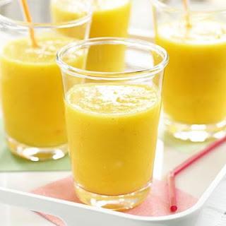 Mango Smoothie With Orange Juice Recipes