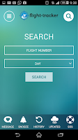 Screenshot of Flight-Tracker