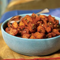 Red Chile Potatoes