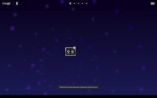 Screenshot of Hide Bottom Bar