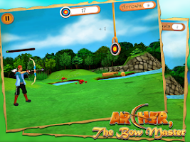 Screenshot of Archer the Bow Master