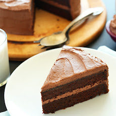 One Bowl Vegan Chocolate Cake