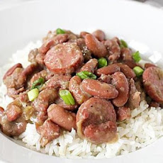 Authentic Louisiana Red Beans and Rice