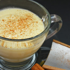Mango Lassi with Cardamom and Cinnamon