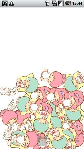 [キキ ララ]シェイクライブ壁紙