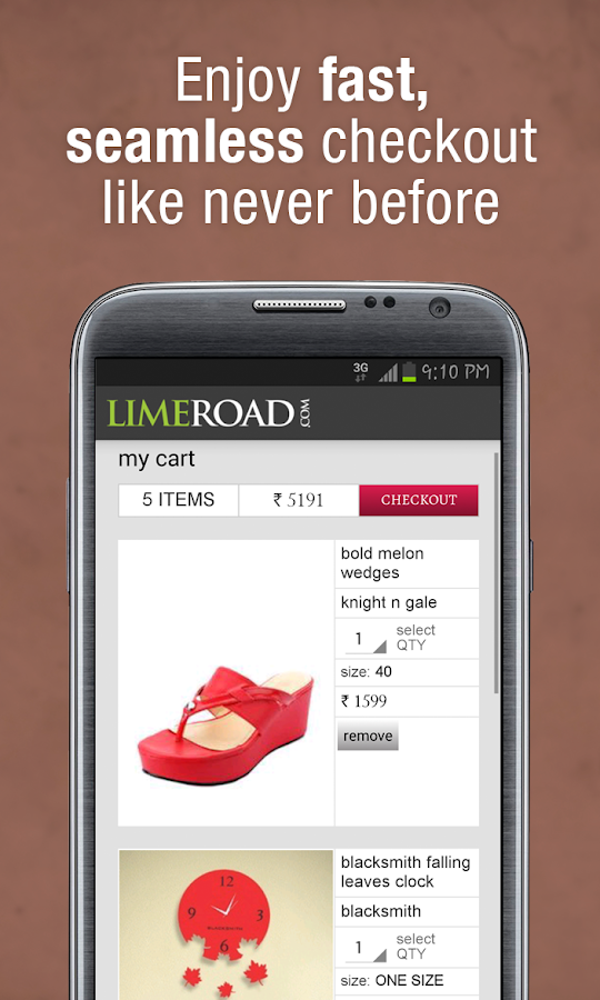 LimeRoad - Online Shopping Screenshot 7