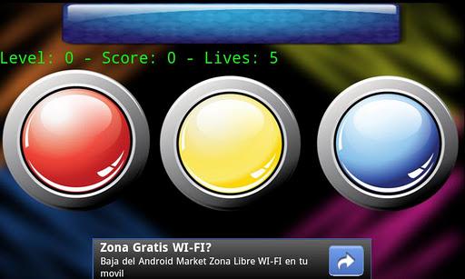 【免費解謎App】隨機顏色-APP點子