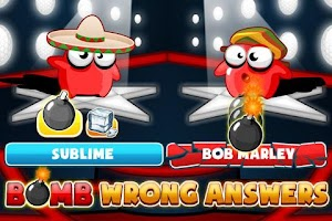 Screenshot of Song Battle! Multiplayer Quiz