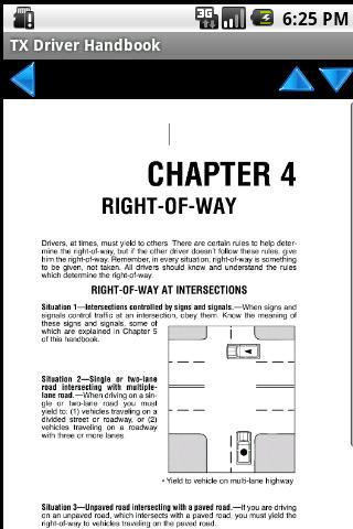 【免費書籍App】Texas Driver Handbook-APP點子