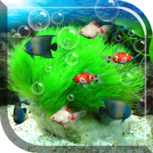 Download Aquarium Live Wallpaper For PC Windows and Mac