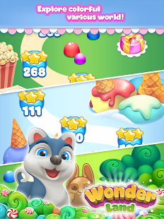 Game Wonderland: match-3 game APK for Windows Phone