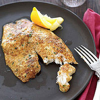 Parmesan Crusted Fish Fillet Recipes
