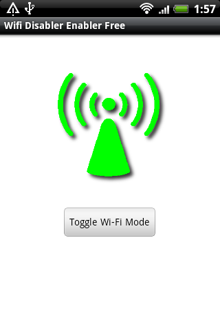 Wifi Enabler Disabler Free