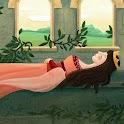 De slapende schoonheid icon