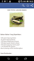 Screenshot of Resep Kue Tradisional