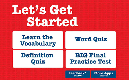 5th Grade Vocabulary Prep