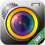 High-Speed Camera (GIF,Burst) 3.1.1 Apk