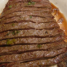 Mary's Grilled Flank Steak