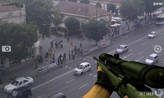 Screenshot of Armed Cam