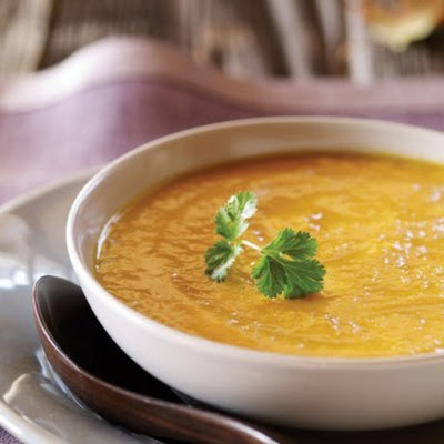 Thai-Flavored Pumpkin Soup