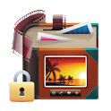 Photo Album Lock icon