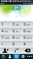Screenshot of Ice Plus Dialer NEW